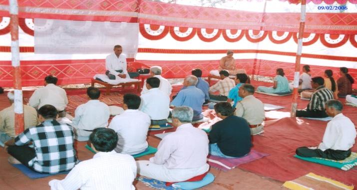 Background and History | Dhamma Vipula Vipassana ...